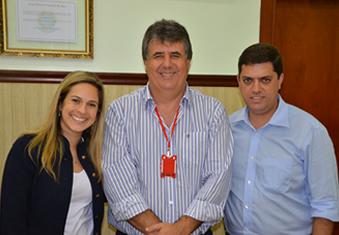 Camila Godói conquista R$ 400 mil para o Centro de Referência da Mulher