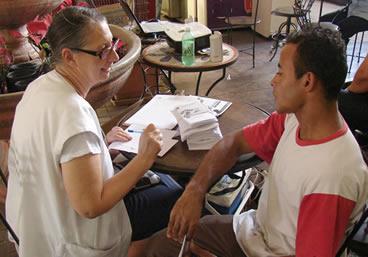 Itapevi realiza campanha Busca Ativa de Tuberculose