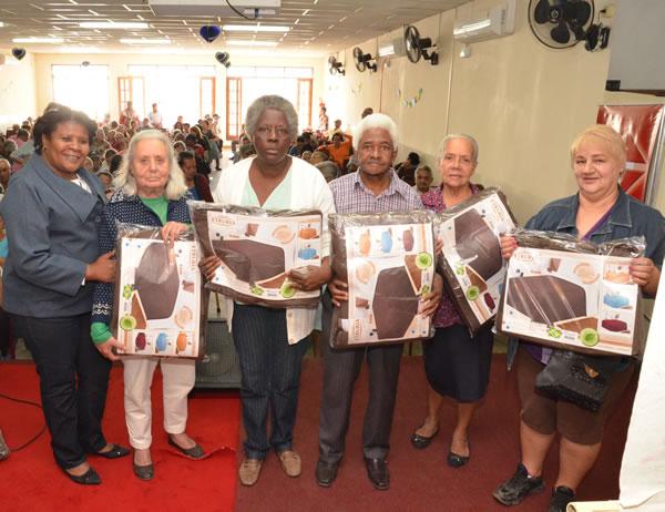 Itapevi arrecada 34 mil peças na Campanha do Agasalho