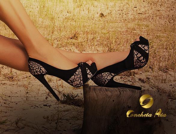 Concheta Peta inaugura loja de sapatos femininos e bolsas em Itapevi dia 22/05