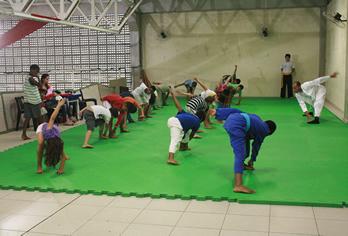 Itapevi terá aulas gratuitas de Kung Fu