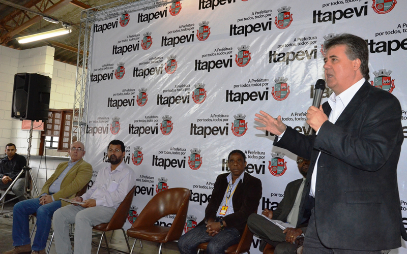 3º Fórum de Desenvolvimento Socioeconômico de Itapevi