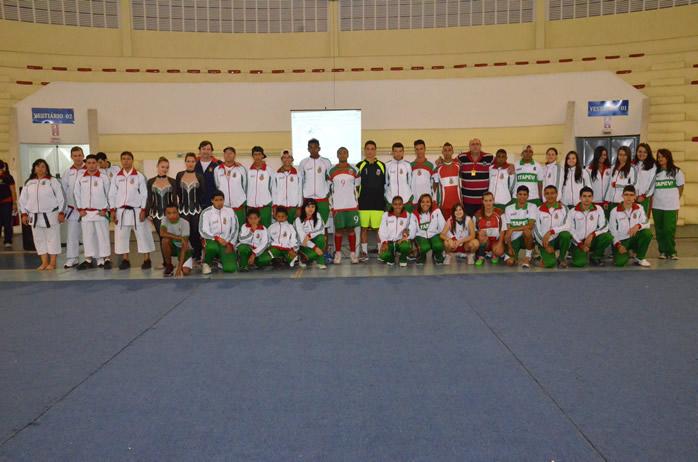 Itapevi já tem 10 medalhas nos Jogos Regionais