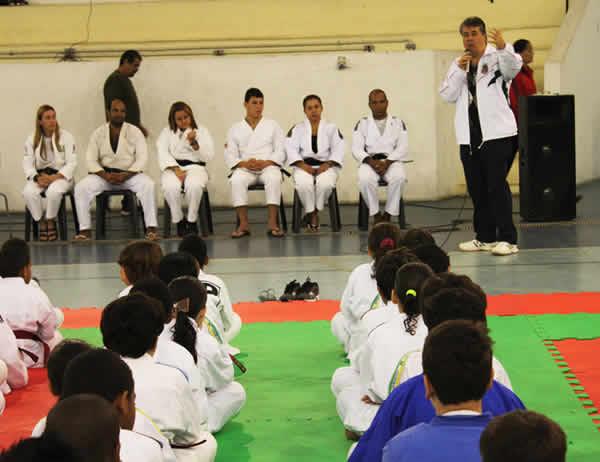 Mais de 200 atletas de Judô participam da Copa Ciesi