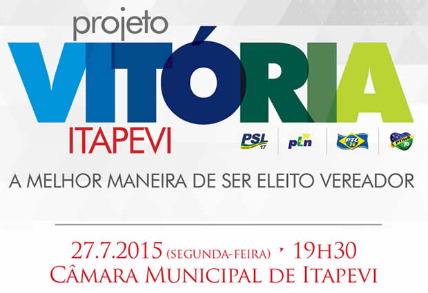 Deputado Igor Soares lança nesta segunda-feira 27 o Projeto Vitória em Itapevi